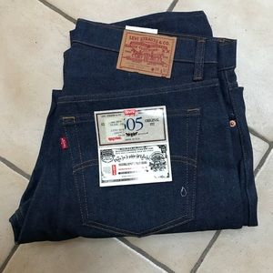 Levi men's jeans NWT